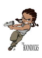 The Boondocks by warithscraps