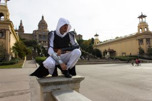 Assassin's Creed: waiting by VictorSauron