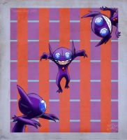 Dec 9 - Sableye by Createss