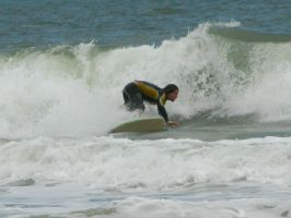 Surfer guy stock by HauntingVisionsStock
