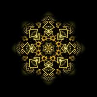 EV Light Mandala IV by EvaLightArt