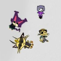 PKMNC: Poke-Kitties by Darkm00nShine