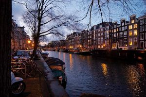 Amsterdam by scoiattolissimo