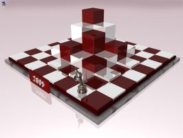 Chess by equilibrium3e