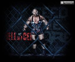 Ryback Hell in a Cell 2012 by DARSHSASALOVE