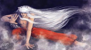 Inuyasha: As the Dust Settles by ebjeebies