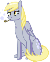 Derpy Goes To Get A Coffee by Baisre