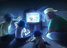 Gaming Time by Payoki