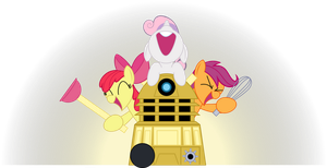 CUTIE MARK CRUSADER EXTERMINATORS! (yay!) by Dalekolt