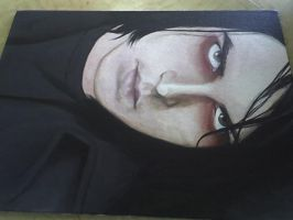 Gerard Way Painting 3 by GeeFreak