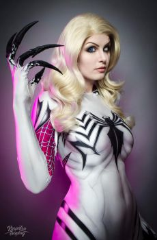 Anti-Gwenom by Kinpatsu-Cosplay