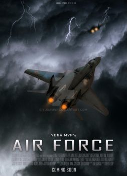 Air Force by yugamvp