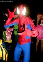 Cosplay Mania 2011 SPIDERMAN by linchie02