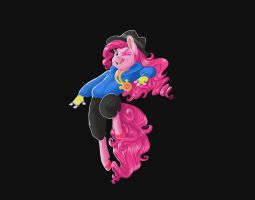 Pinkie Pie: T-shirt design by Earthsong9405