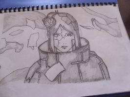Drawing:Konan by MysticalDrawer