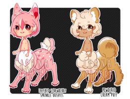 Foodtaur Adopts Set Price [CLOSED] by JeanaWei