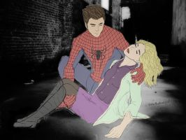 The Night Gwen Stacy Died by seventhdemigod