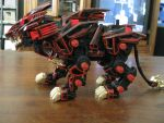 Liger Zero Repainted- Old by MidnightLiger0