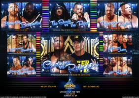 WRESTLEMANIA 29 WALLPAPER by T1beeties