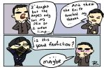 dishonored 2, doodles 13 by Ayej