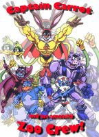 Captain Carrot by Gonzo1701