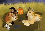 Halloween Night by MajesticWolfxX