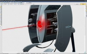 Portal Turret -wip by 3xhumed