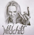 Alexi 'Wildchild' Laiho by CKArtpage