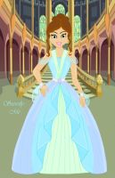 Catalina - Ballgown by Secretly-Me