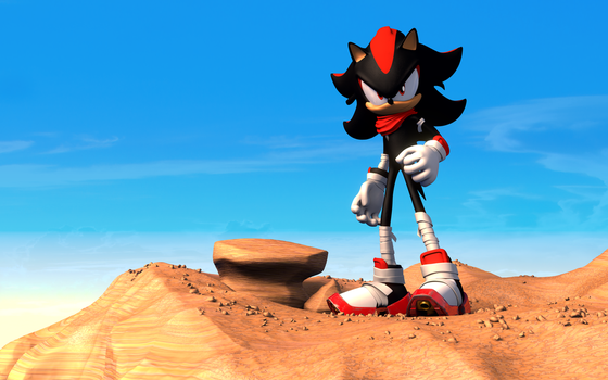 Shadow BOOM (Unofficial render) by K4VE