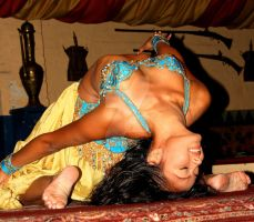 The Belly Dancer by millenniumeyes