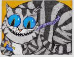 Cheshire Cat by Mr-Ben-Wu