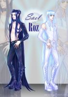 Sael vs Roz by Marizano