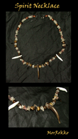 Multi Spirit Necklace by MorRokko