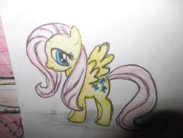 fluttershy :) by sarahriley13