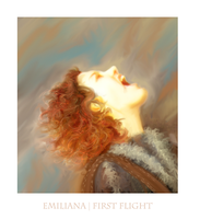 Emiliana: First Flight by illusionarymind
