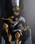 An Empty Throne by Ask-Evin