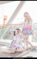 LoveLive Cosplay by eefai