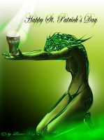 Happy St.Patrick's Day by Lukay7