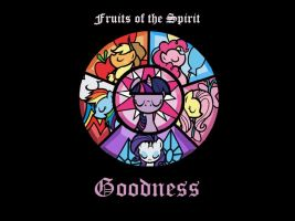 Fruit of the Spirit - Goodness by S1lkSpectre