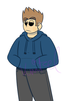 Trans Tom But Not As An Oversexualized Mess by Kritzel-crazy