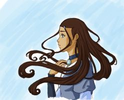 Katara Colored by TerraForever