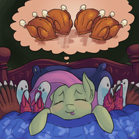 Thankful for my Friends by DocWario