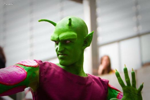 piccolo sse by Heartofdevil-cosplay