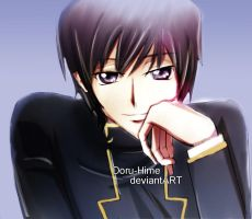 Code Geass: a broken smile by Doru-Hime