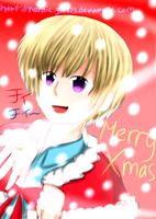 .:Merry Xmas:. by Nordic-Girl23