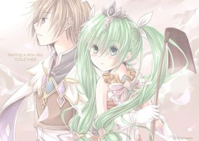 RF 4 : Lest and Frey by neokirii