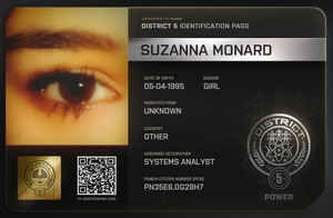 My Capitol ID by SatineChristian