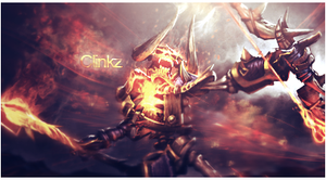 Clinkz Signature by murr3