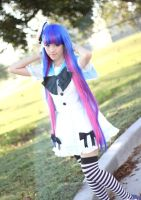 Stocking Cosplay by kawaiikyoneko